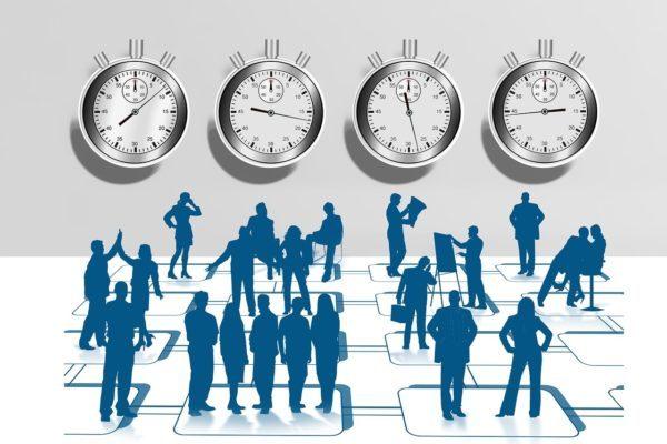 Control horari
