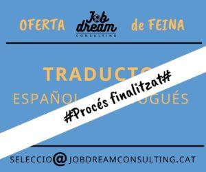 Traductor español-portugués