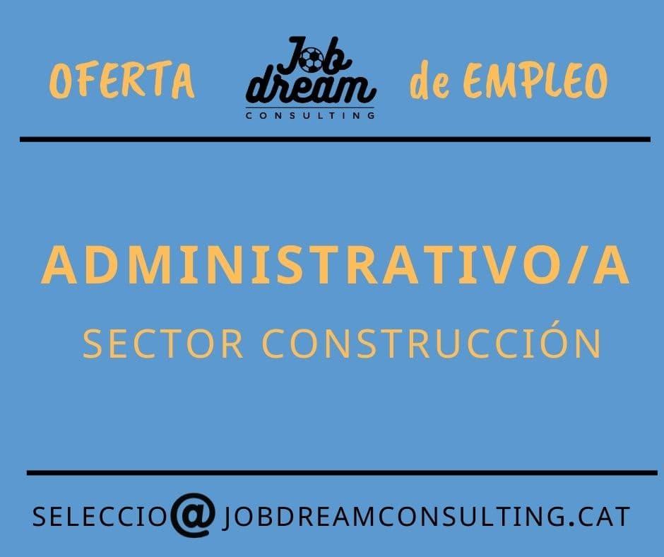 administrativa construcción