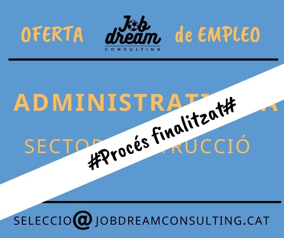 oferta de feina – job dream